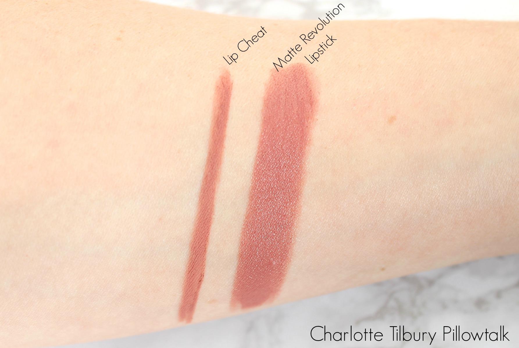 Charlotte Tilbury Pillowtalk Lipstick A Little Pop Of Coral