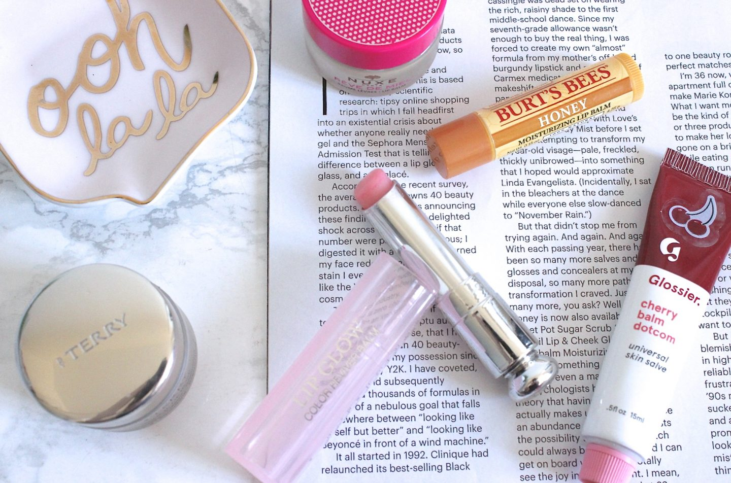 The 5 Lip Balms You Need