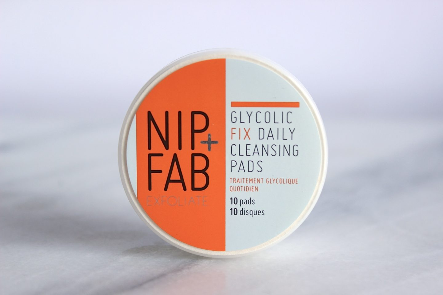 Nip & Fab Daily Cleansing Pads