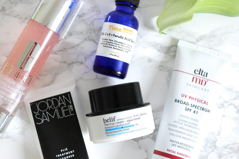 Skincare Favourites Spring 2017