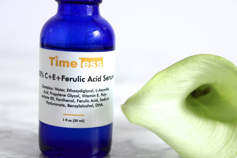 Timeless Skincare Vitamin C + E + Ferulic Acid