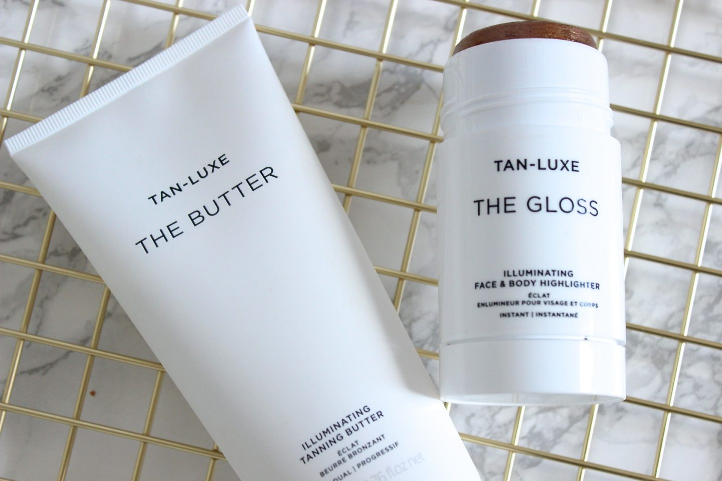 Tan Luxe The Butter and The Gloss