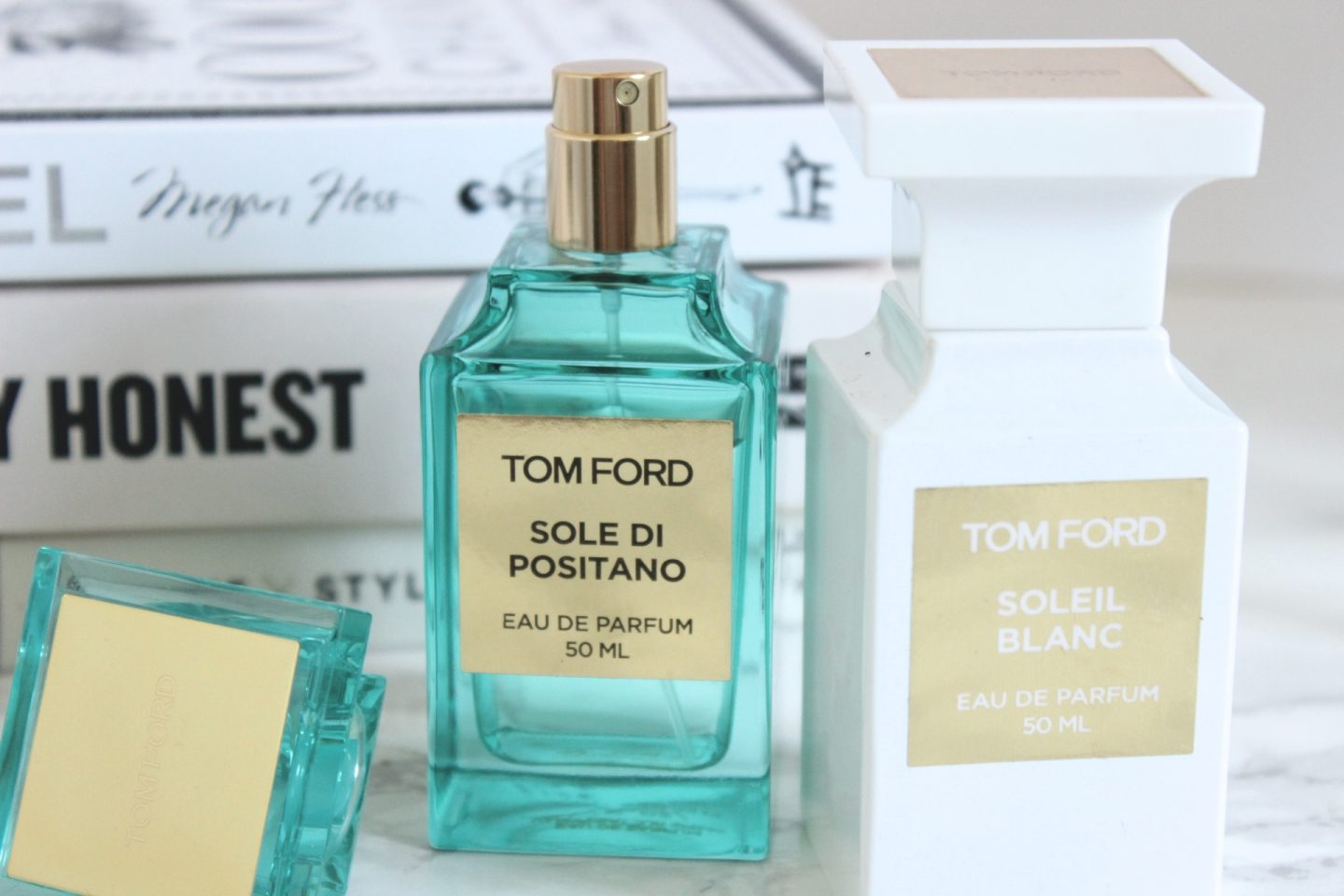 Tom Ford Sole Di Positano and Soleil Blanc