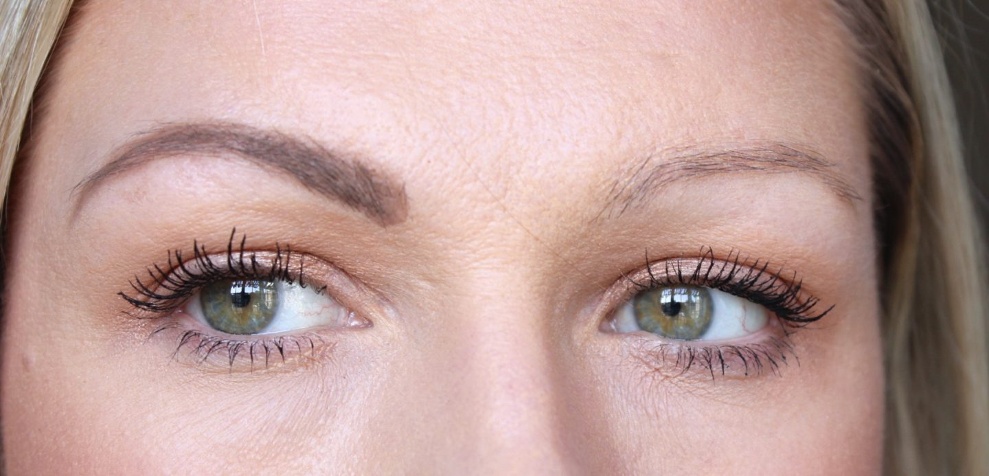 A Brow Routine For Sparse Brows